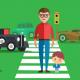 Подведены итоги всероссийской интернет-олимпиады для школьников на знание правил дорожного движения