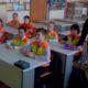 Отборочный этап межрайонных соревнований ЮИД «Безопасное колесо»