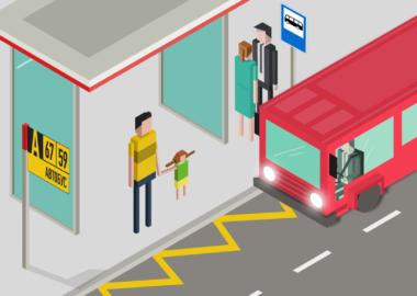 Правила безопасности для пассажиров маршрутного транспорта 1