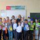 Юные бердские велосипедисты участвуют в городском конкурсе «Безопасное колесо-2018»